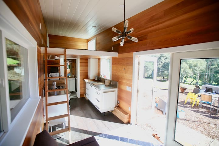 Modern Tiny House in the Countryside - Soquel - Jiné