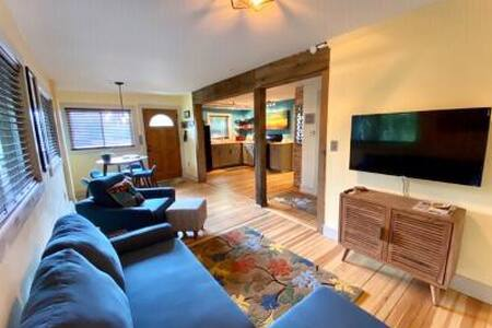 Downtown Digs with private entrance and parking