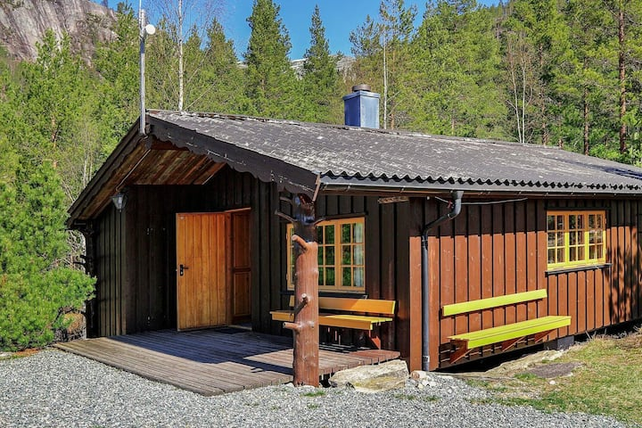 6 person holiday home in VRÅDAL
