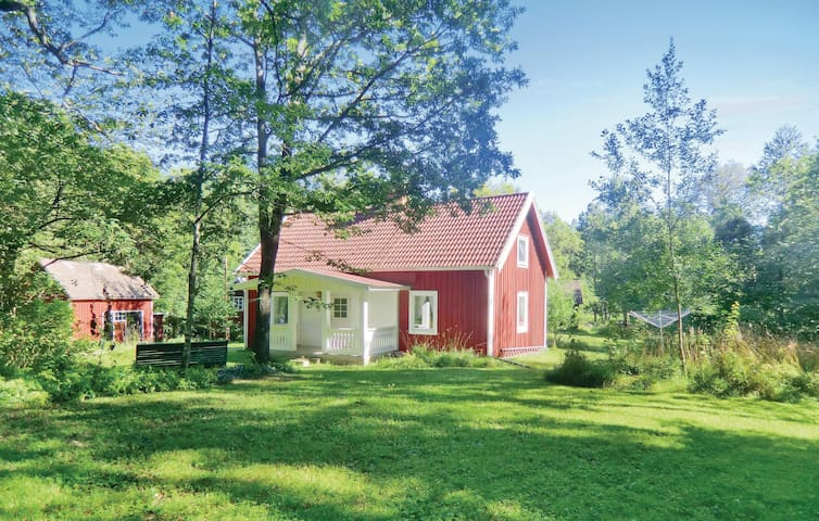 Former farm house with 2 bedrooms on 75m² in Högsby