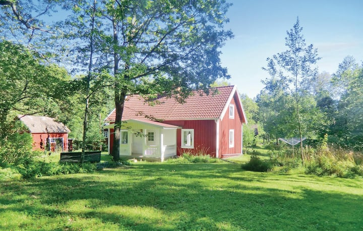 Beautiful home in Högsby with 2 Bedrooms