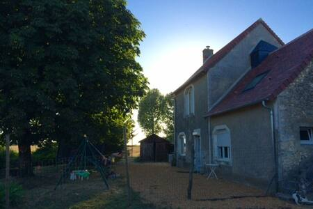 French Farmhouse in Loire Valley - Ferme - Bed & Breakfast