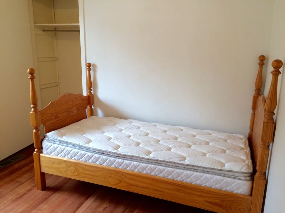 Bed and storage