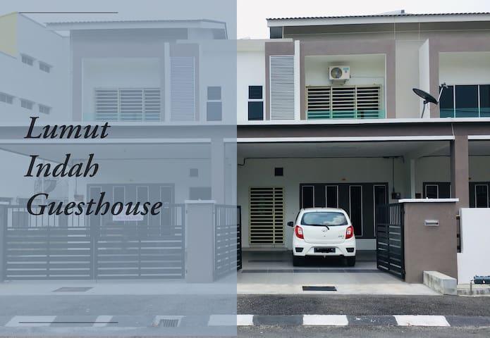 Taman Lumut Indah Guesthouse