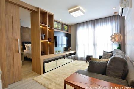 Conforto e conveniência em alto estilo!