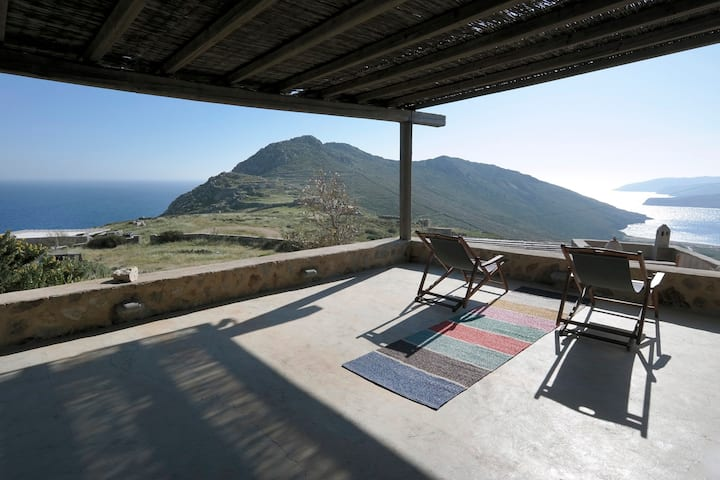 VILLA VAGIA 180 SUNRISE TO SUNSET AMZNG SEA VIEWS