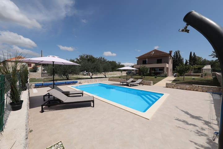 [NEW!] Villa Nar - Holiday Home near Zadar