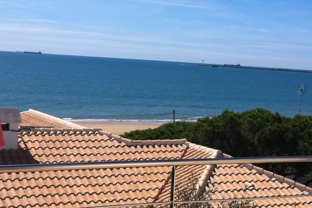 Bonita casa a 100m de la playa casas en alquiler en huelva andaluc a espa a - Alquiler casa mazagon ...