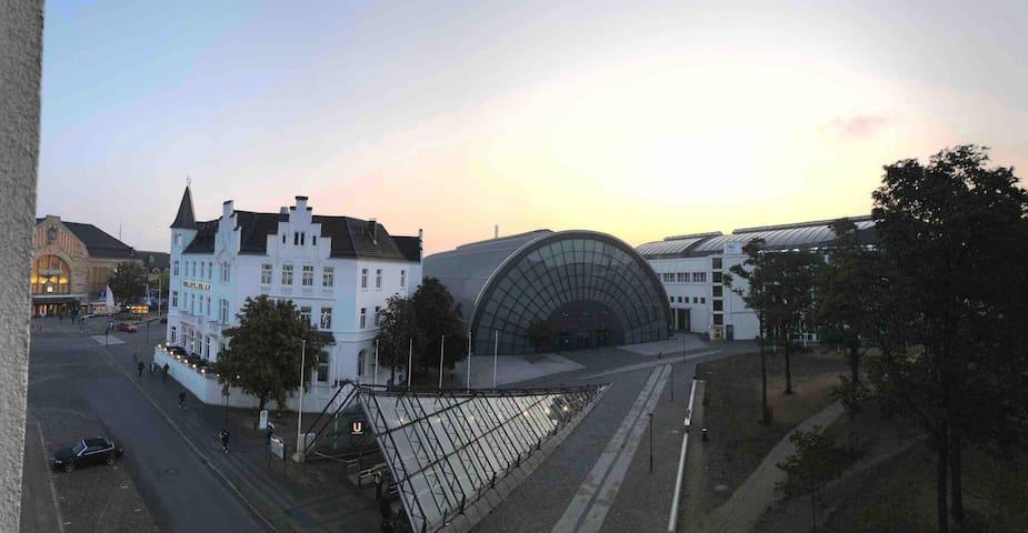 Schöne 1-Zimmer-Wohnung direkt am HBF Bielefeld