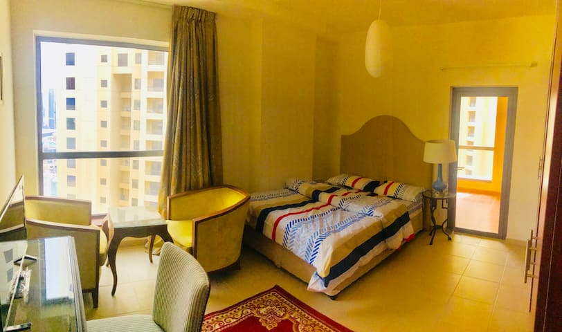 Brand new beautiful master with private balcony