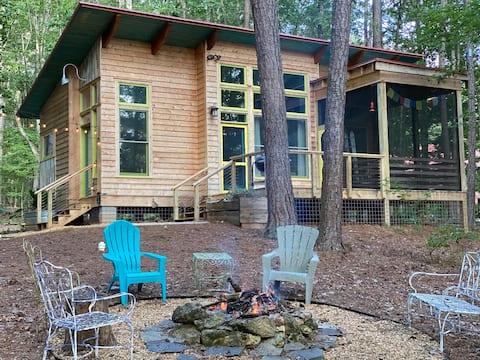 Domek Dogwood - relaksujący wypoczynek w lesie