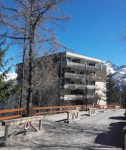 Studio Pra Loup 1600 à 50 mètres des pistes - Uvernet-Fours - Pis