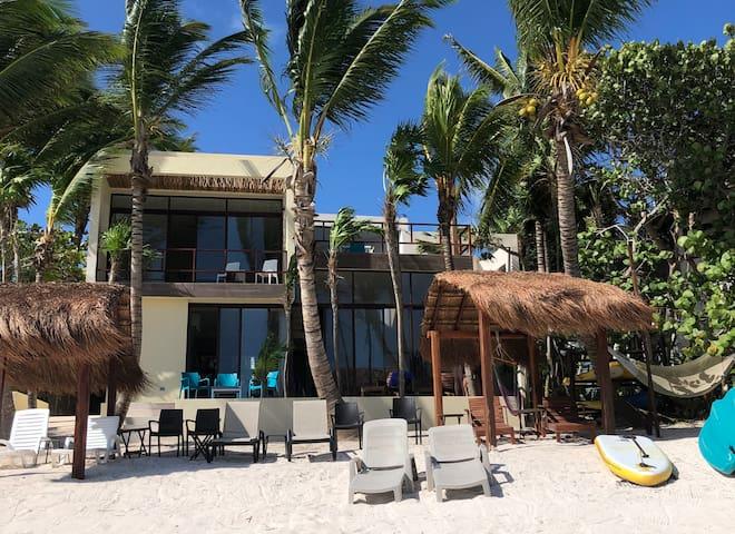 Beach Villa at Casa Playa Maya By Greenwood Tulum