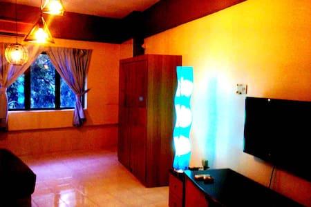 Sea Front Studio Apartment. Lumut (unit 2-11) - Lumut - Byt se službami (podobně jako v hotelu)