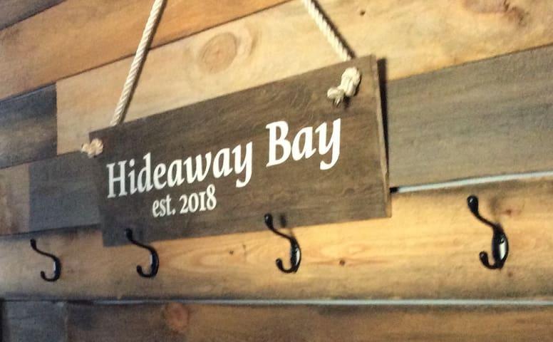 Hideaway Bay on Lake Diane near Hillsdale, MI
