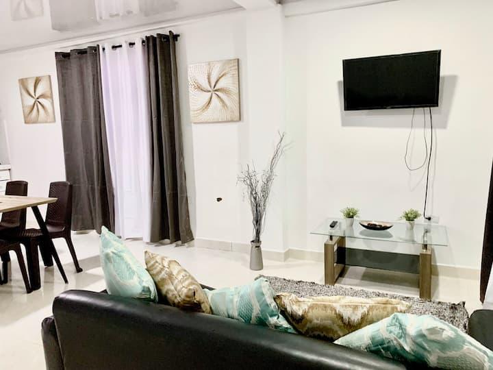 101 hermoso Apartamento completo san Andrés Isla