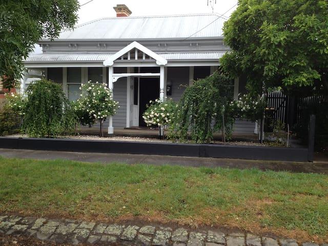 Getaway @ the old butchers house - Ballarat - Casa