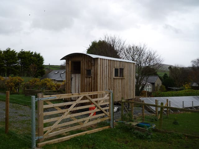 Shepherds Hut in the Llyn Peninsula