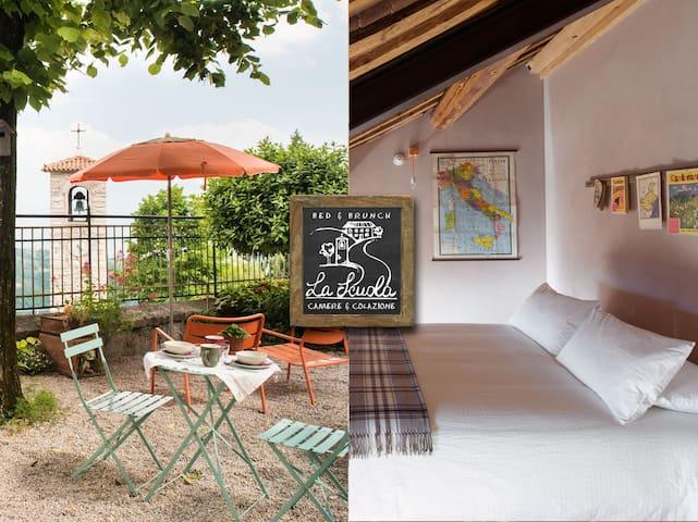 Geografia per sognare a La Scuola Guesthouse - Piazza Campana - Hotel boutique