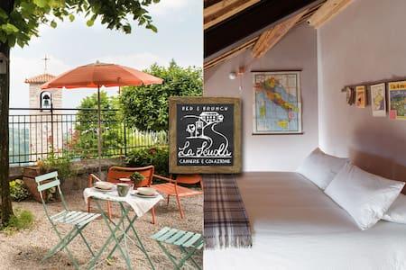 Geografia per sognare a La Scuola Guesthouse - Piazza Campana