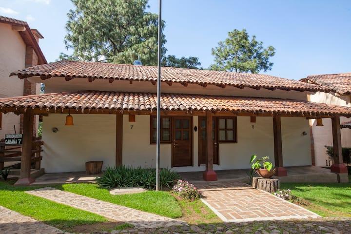 Villas Santiago C8. Disfruta en familia.