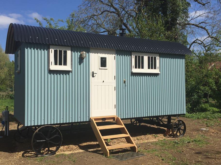 Sage Shepherd Hut