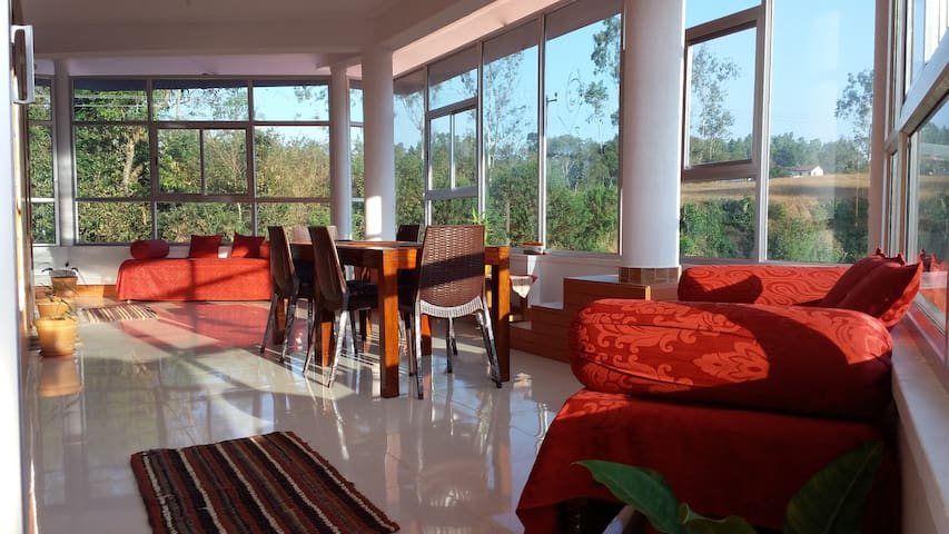 SUMMER GREEN FAMILY GUEST HOUSE - Madikeri - House