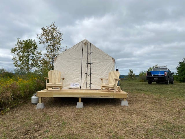 Tentrr Signature Site - Tall Timber Campground
