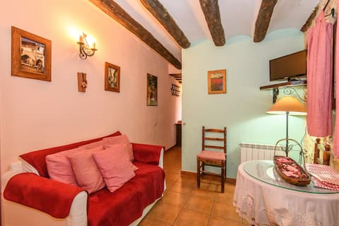 Casita rural ideal para parejas