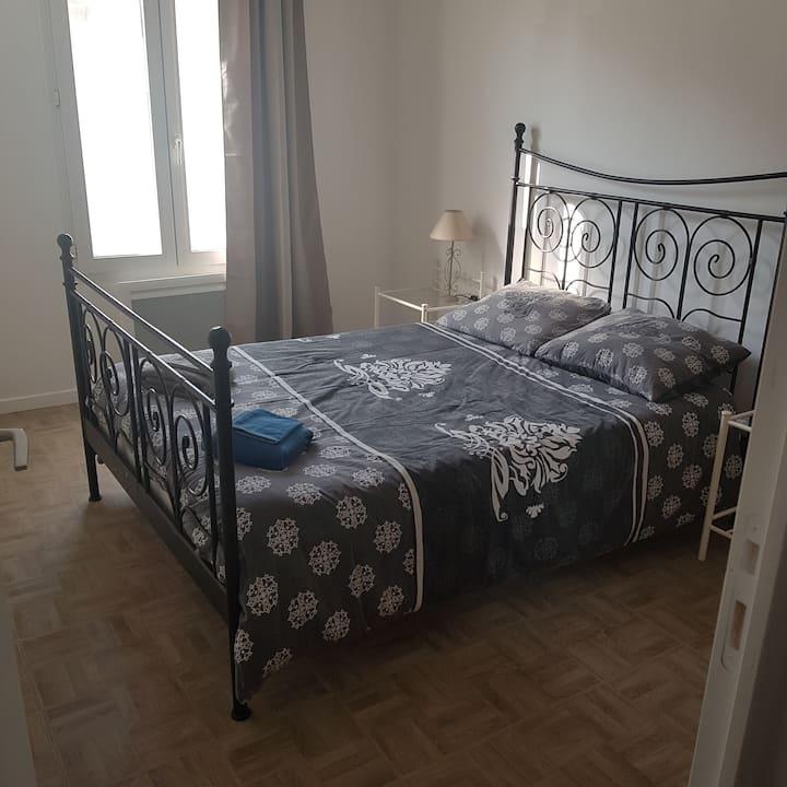 Appartement T2 de 46m²