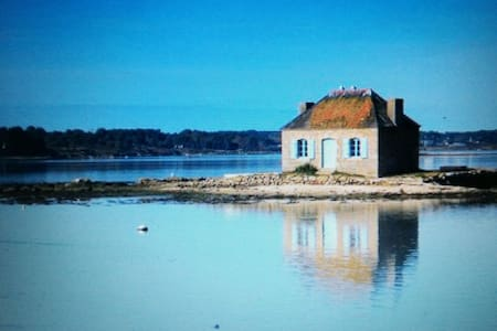 Chambre proche Ria d'Etel - Plouhinec - Dom