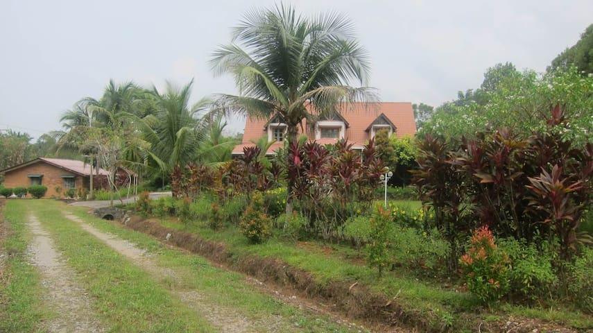 Undan Range Nature Retreat - Lundu - Casa de huéspedes