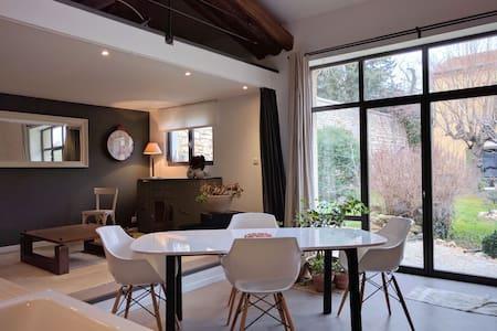 Gîte la Passerelle - Châteauneuf-de-Gadagne - Apartmen