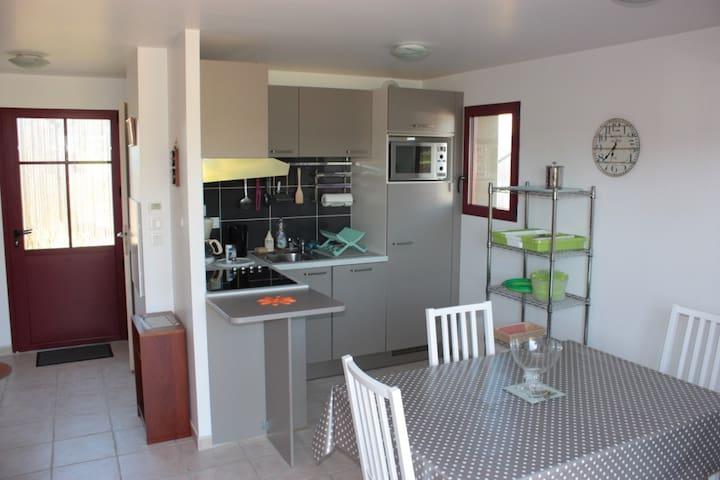 Cancale - Maison 46m² - 4 Personnes - 2 chambres - Cancale - Casa