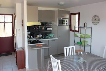 Cancale - Maison 46m² - 4 Personnes - 2 chambres - Cancale