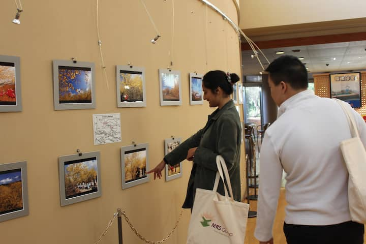 Art: Learn about the area at the spa