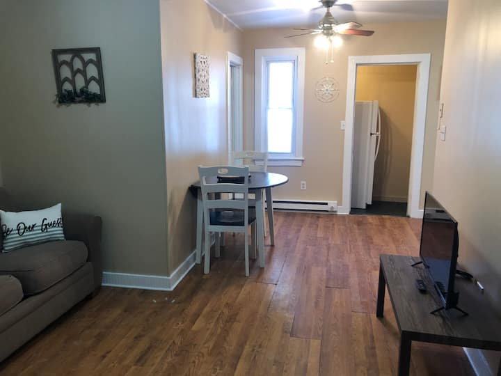 The True Haven Experience. Charming 1BR apt