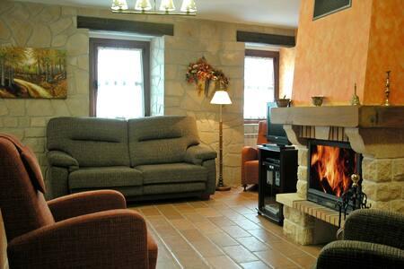 Casa rural, ideal para familias y grupos de amigos