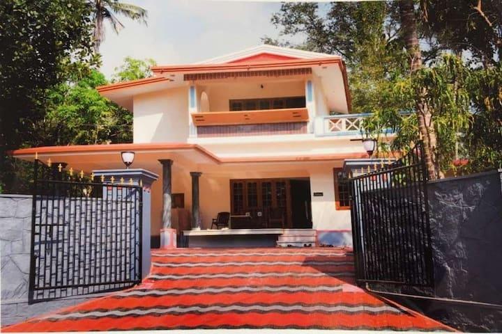 Serene Kerala Village Homestay Experience