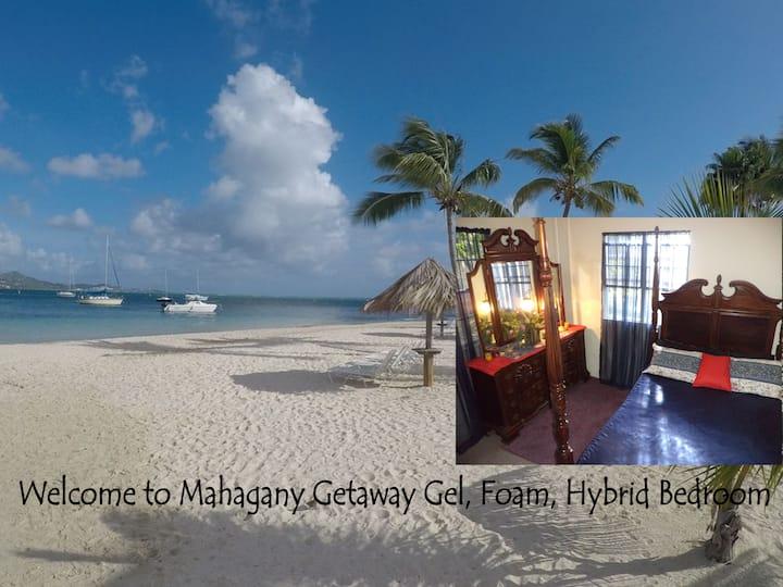Mahogany Getaway AC-buses-Breakfast-Week/MonthDeal