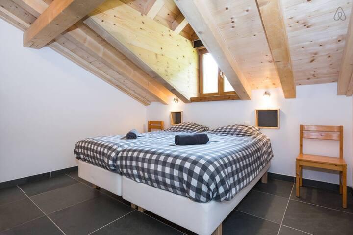 Bed & Breakfast Verbier Valley room 3 - Bagnes - Bed & Breakfast