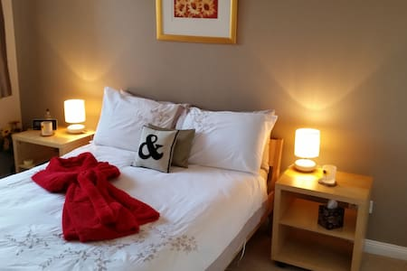 Stylish boutique B&B with hot tub, North Dorset - Gillingham - Bed & Breakfast