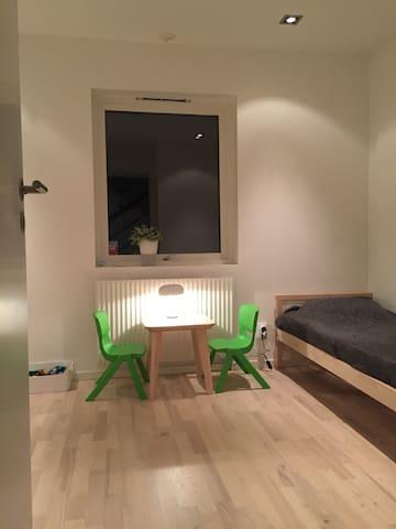 Bedroom 3, Bed length 160cm for child