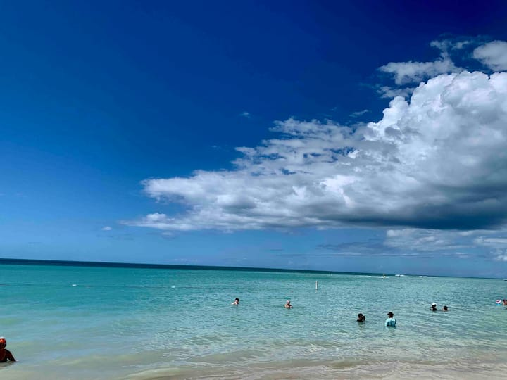 Beach Guest House / Casa de Playa 1st Floor