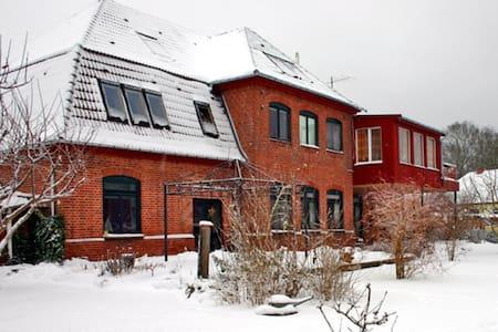 Ferienwohnung direkt am See - Ventschow - Wohnung