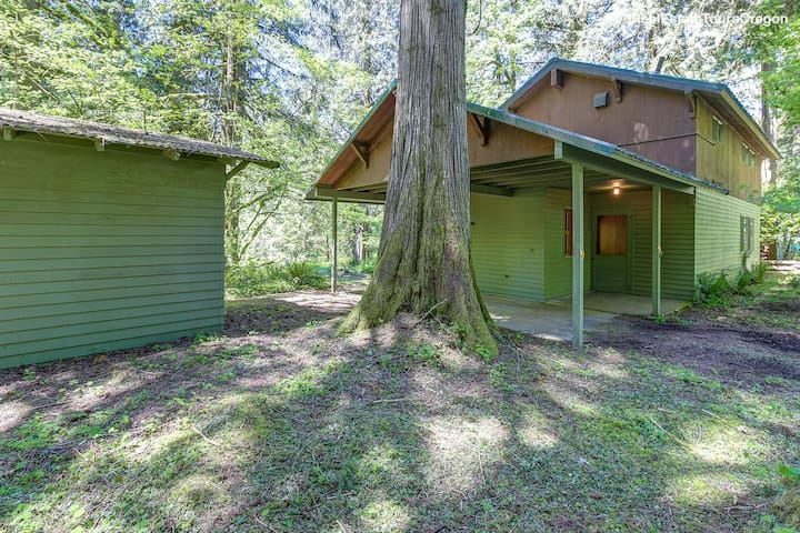Empty 3bedroom house on the Salmon River