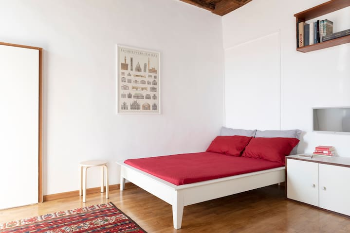 Delightful mini apartment in the Monti district