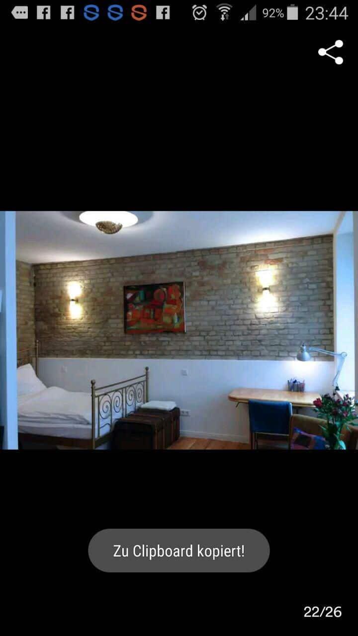 Hamburg Privatzimmer vollmöbliert schönes Luxshaus
