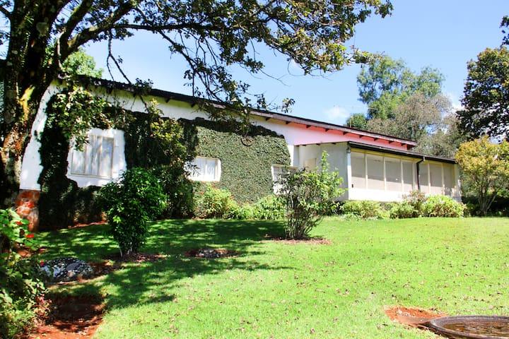 Chirika Lodge, iNyanga