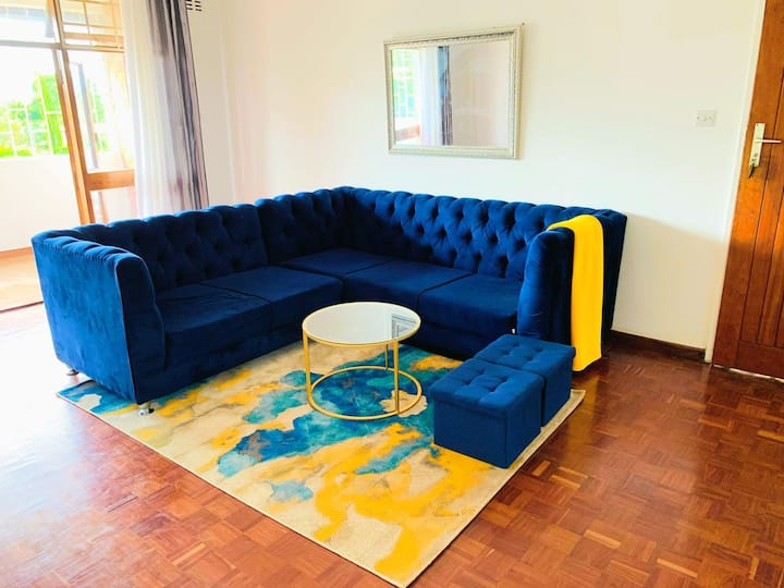 Spacious 2 bedroom house in the heart of Lusaka